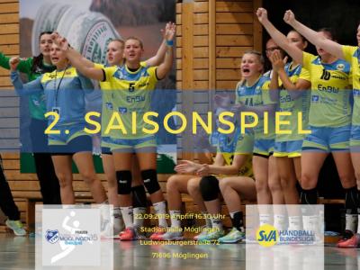 2. Saisonspiel TV Möglingen - SV Allensbach | Foto: Thomas Scherer