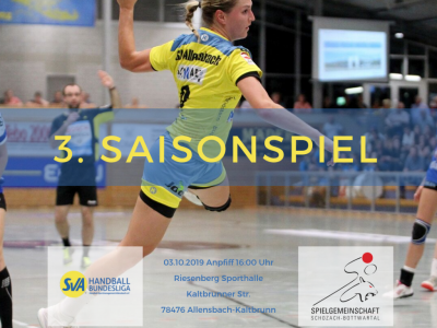3.Saisonspiel SG Schozach Bottwartal