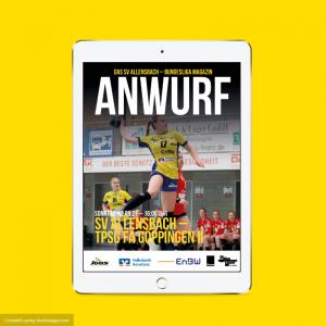 ANWURF SV Allensbach - FrischAuf Göppingen II