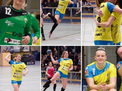 6 Spielerinnen werden nach der Saison den SV Allensbach verlassen.