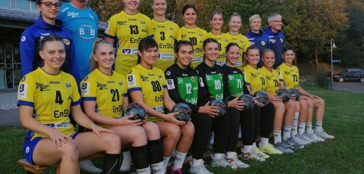 SV Allensbach Handball Bundesliga spielt die Aufstiegsrunde