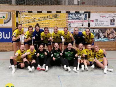 SV Allensbach nimmt an der Aufstiegsrunde zur 2. Handball Bundesliga teil
