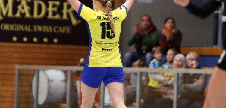 SV Allensbach will in die 2. Handball Bundesliga
