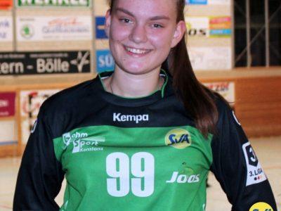 Kadernews: Neu im Team Klara Sousek