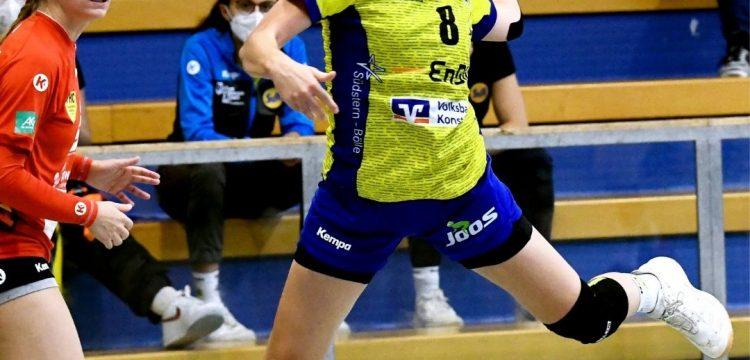 Top-Torschützin Nadja Greinert