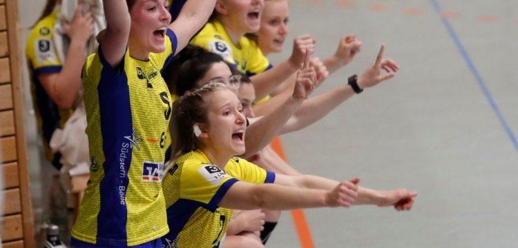 SV Allensbach gewinnt gegen den Frankfurter HC