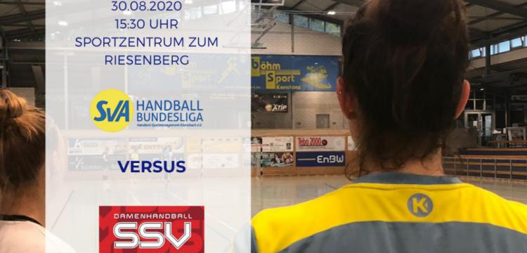 Testspiel: SV Allensbach vs. SSV Dornbirn Schoren