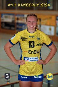 Kimberly Gisa Kreismitte beim SV Allensbach