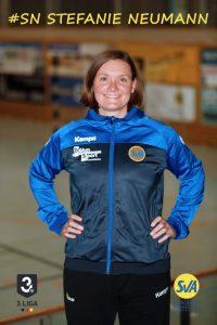 Stefanie Neumann Torwarttrainerin beim SV Allensbach