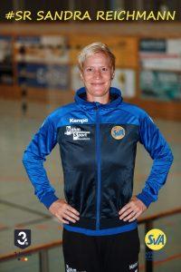 Sandra Reichmann Trainerin beim SV Allensbach