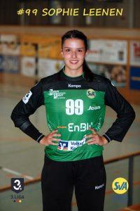 Sophie Leenen Torwart beim SV Allensbach