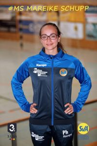 Mareike Schupp Physioterapeutin beim SV Allensbach