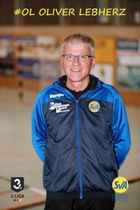 Oliver Lebherz Teamchef links beim SV Allensbach