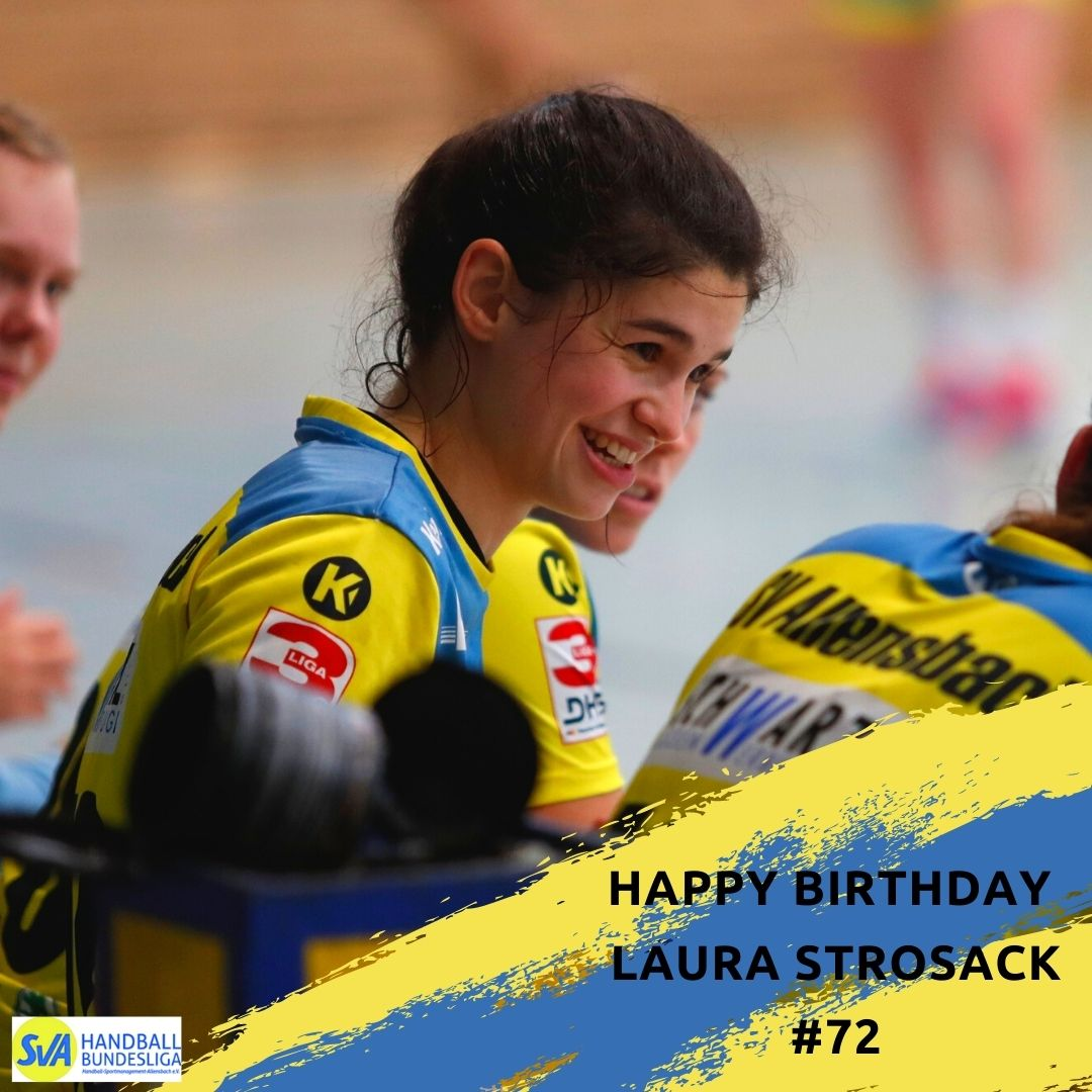 Happy Birthday Laura Strosack