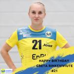 Happy Birthday Greta