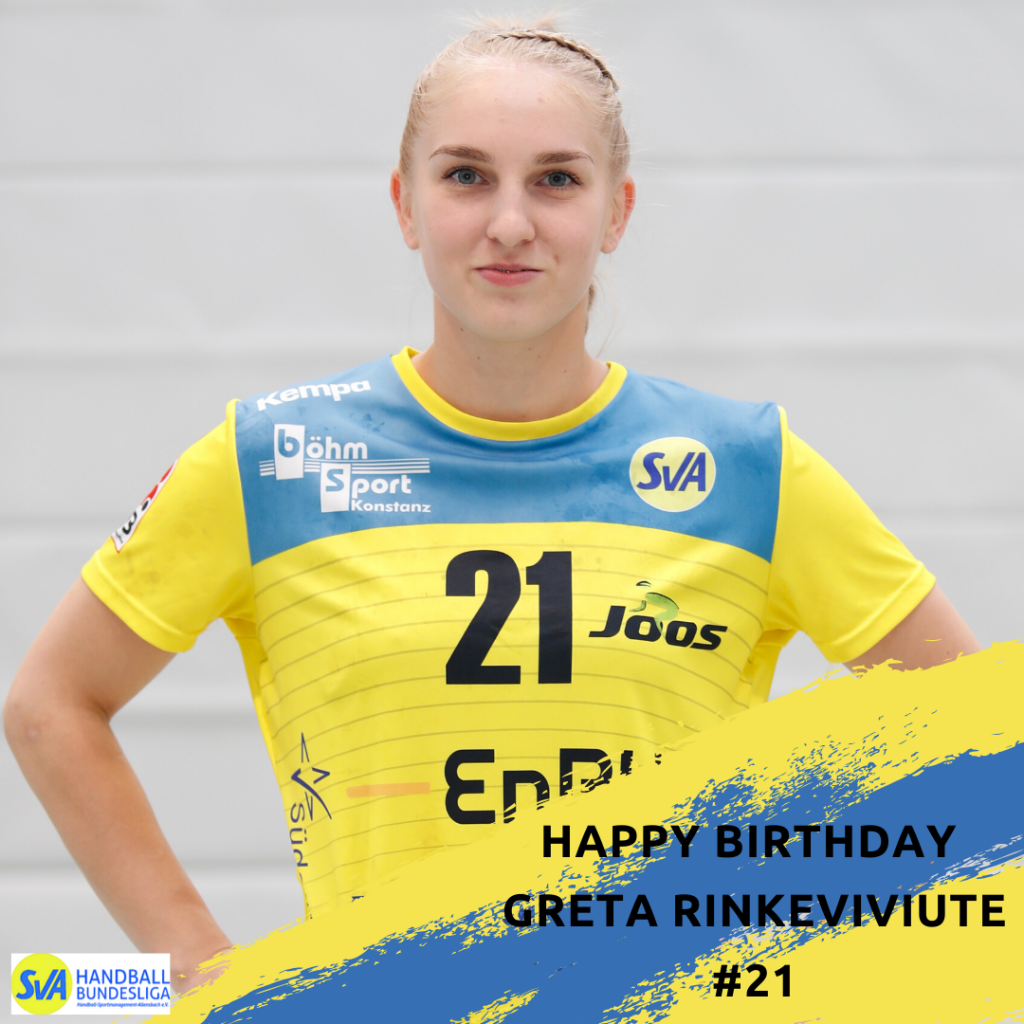 Happy Birthday Greta