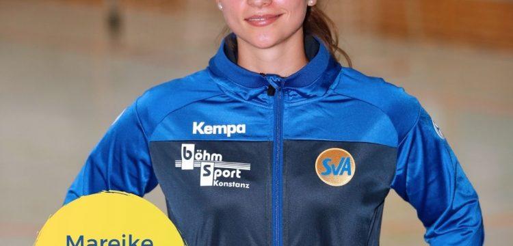 Physio Mareike Schupp feiert Geburtstag