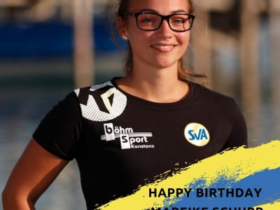 Happy Birthday Mareike Schupp
