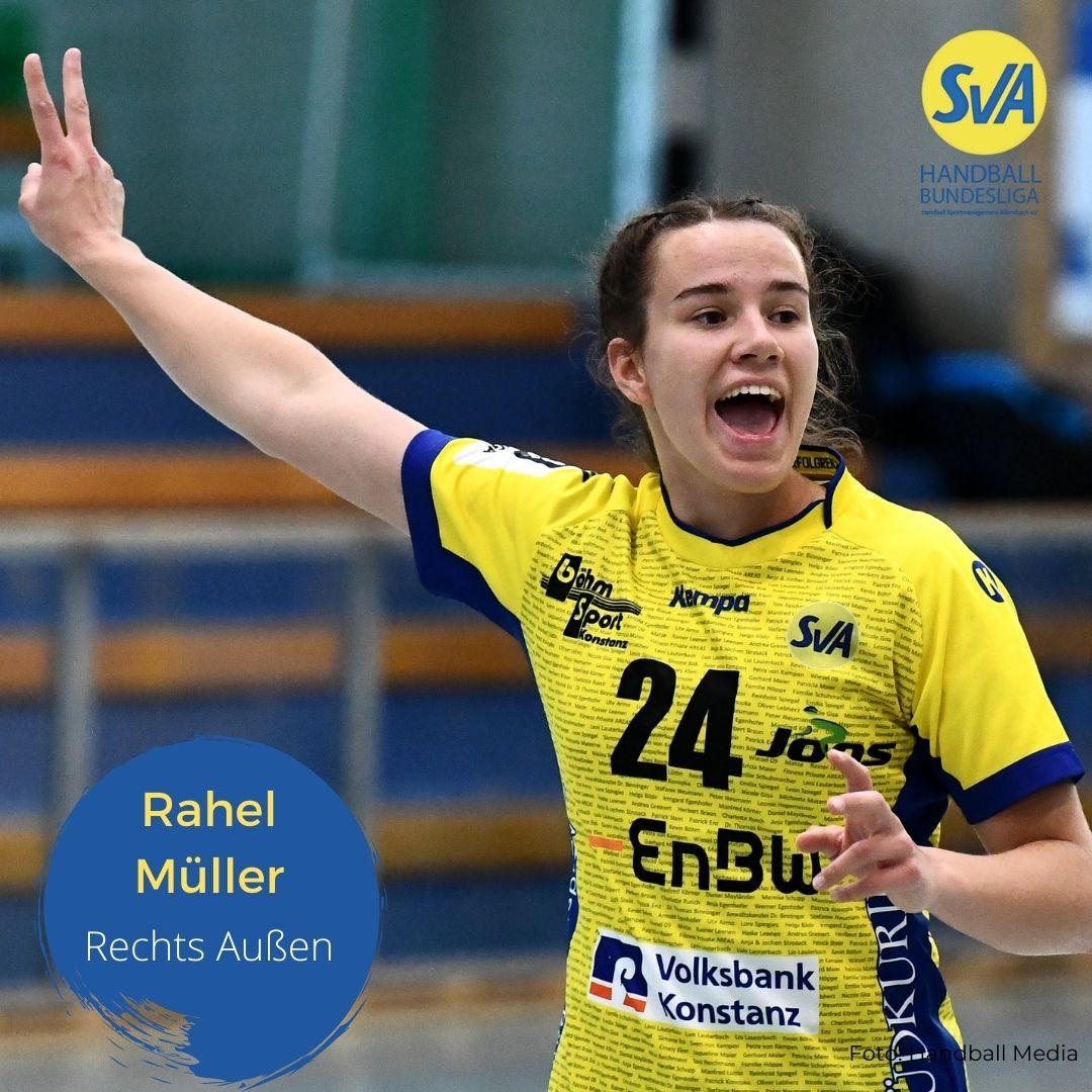 Geburtstag Rahel Müller