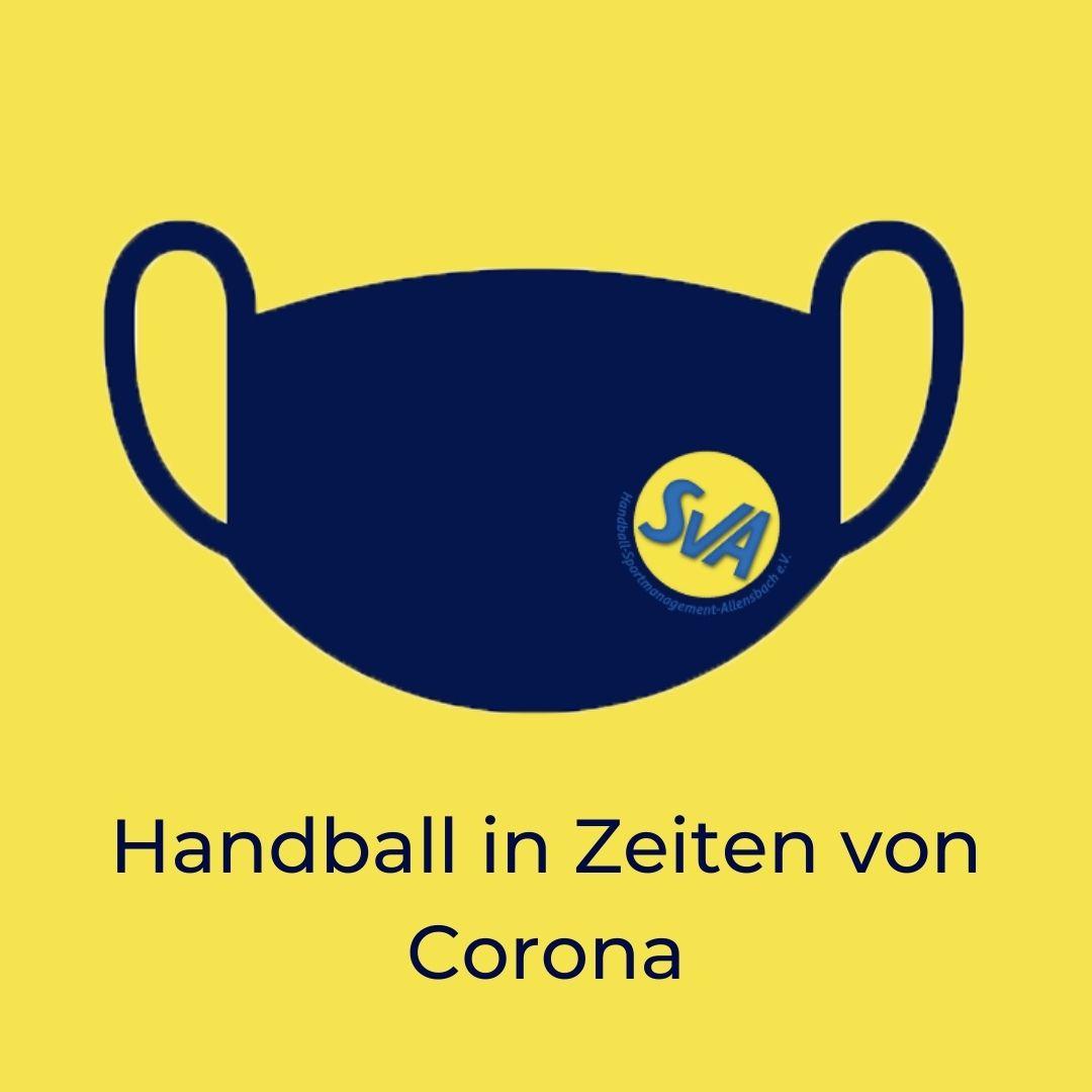 Handball in Zeiten von Corona