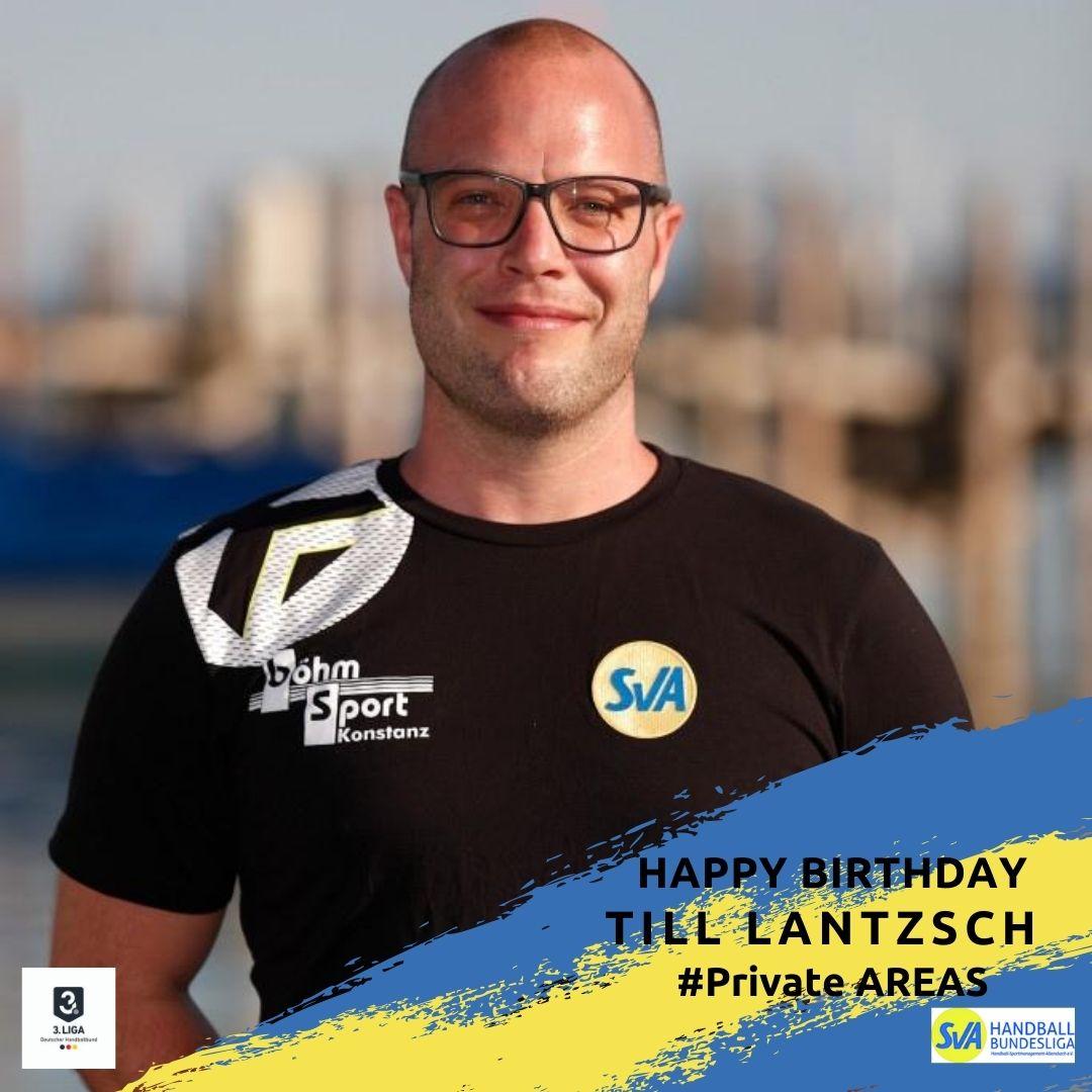 Happy Birthday Tillmann Lantzsch