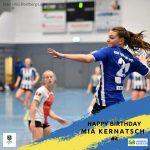 Happy Birthday Mia Kernatsch