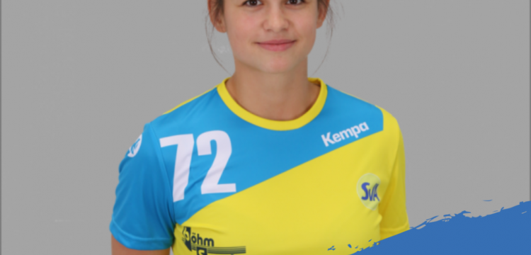 Laura Strosack vom SV Allensbach