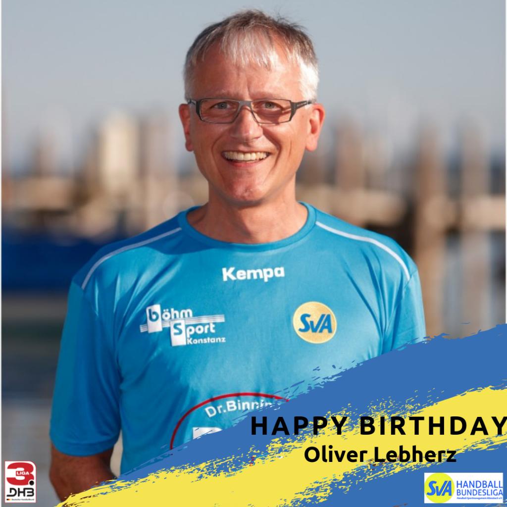 Oliver Lebherz Teamchef des SV Allensbach