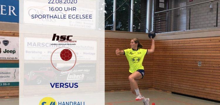 Testspiel: HSC Kreuzlingen vs. SV Allensbach