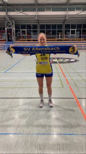 SV Allensbach Fanschal (blau)