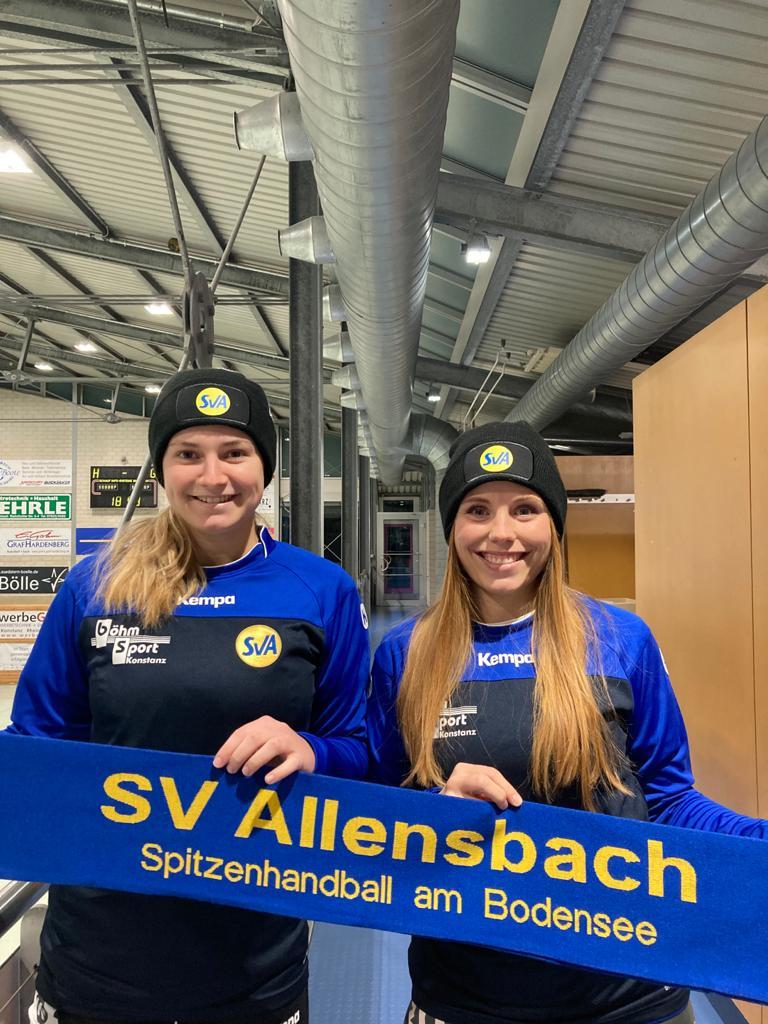 SV Allensbach Mütze (schwarz)