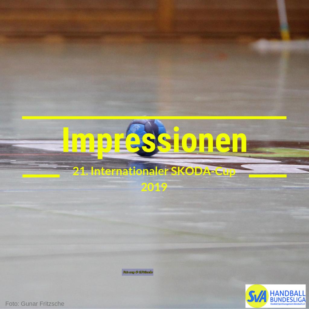 Impressionen vom 21. SKODA-Cup 2019