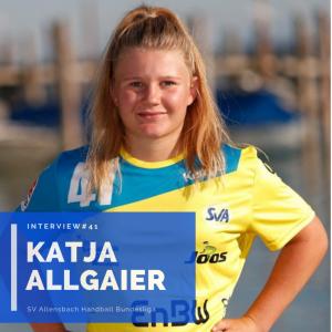 Interview mit Katja Allgaier