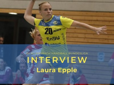 Interview mit Laura Epple vom SV Allensbach