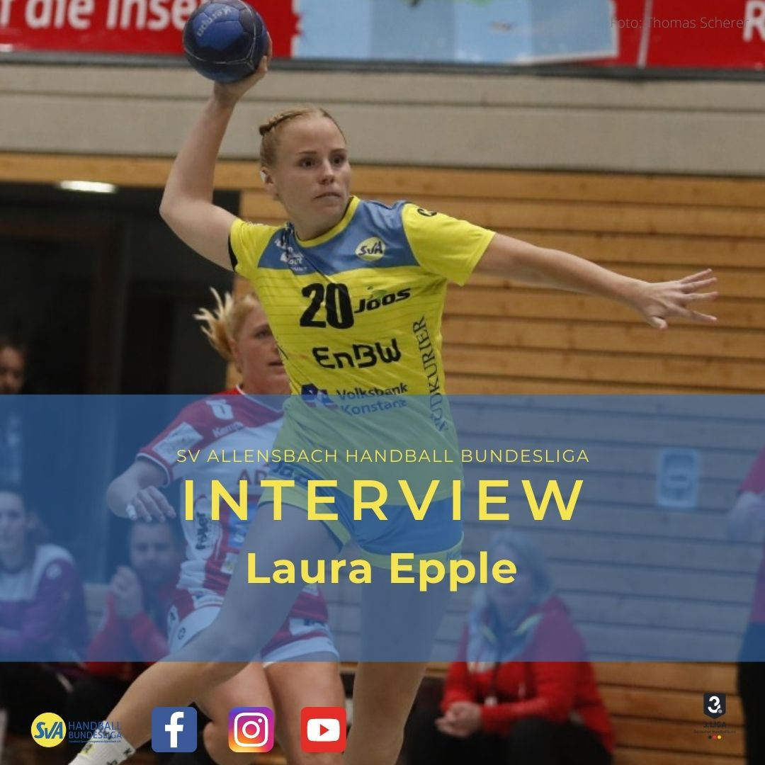 Interview mit Laura Epple vom SV Allensbach