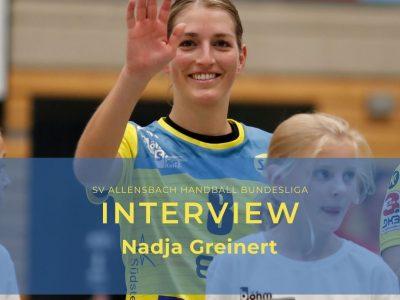 Interview mit Naja Greinert vom SV Allensbach