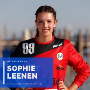 Interview mit Sophie Leenen