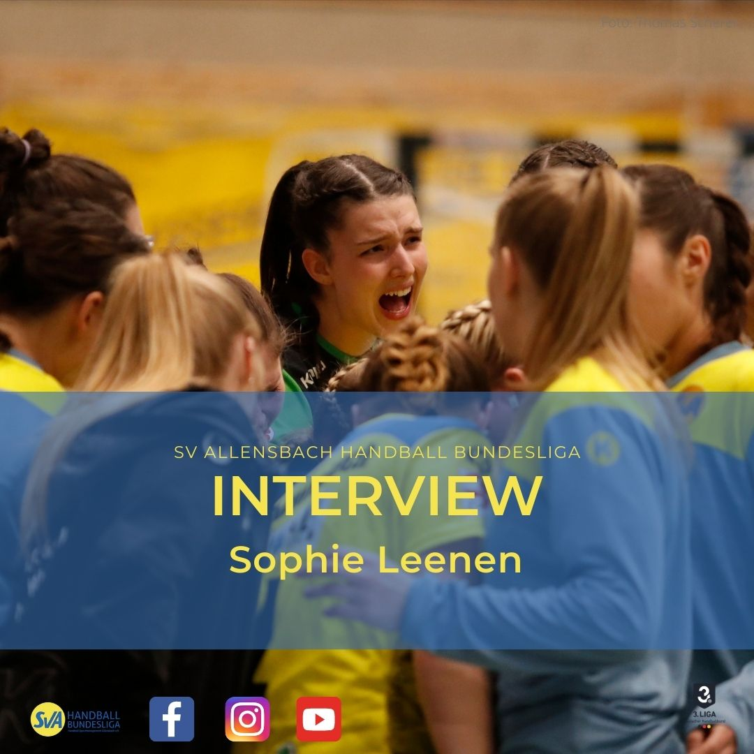 Interview Sophie Leenen vom SV Allensbach