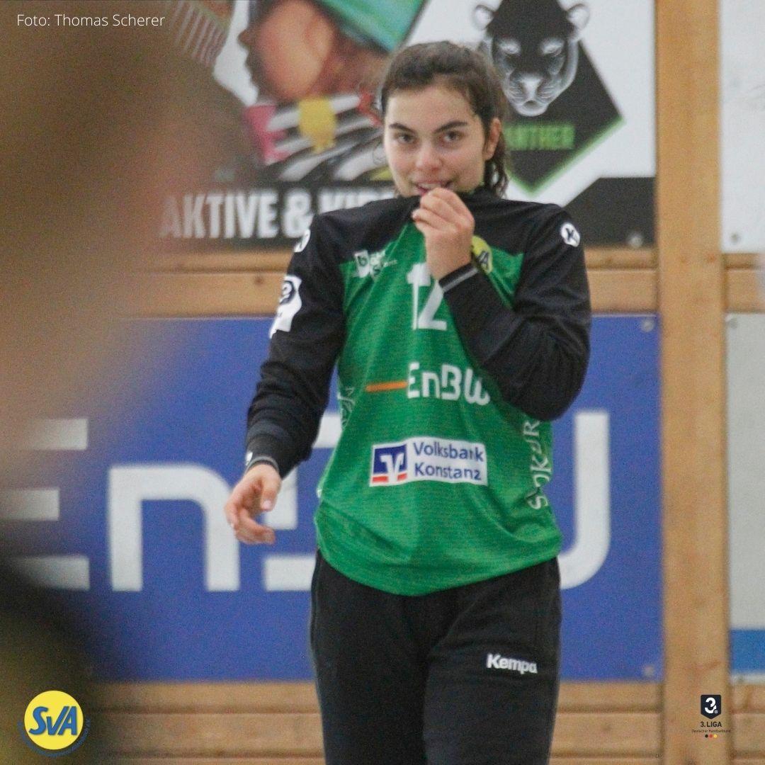 Joelle Arno bei der German Beach Trophy