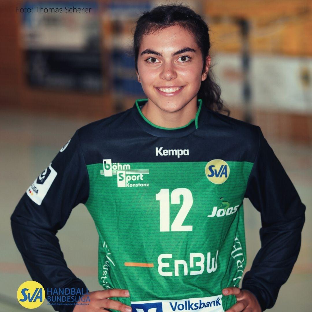 Joelle Arno war erfolgreich bei der German Beach Trophy