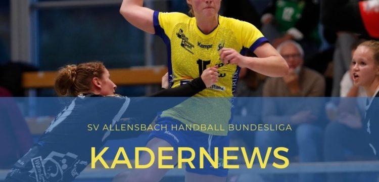Franziska Höppe bleibt beim SV Allensbach