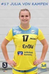 Nr. 17 Julia von Kampen