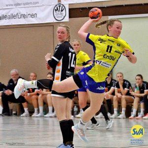 Katharina Bok vom SV Allensbach