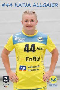 Nr. 44 Katja Allgaier