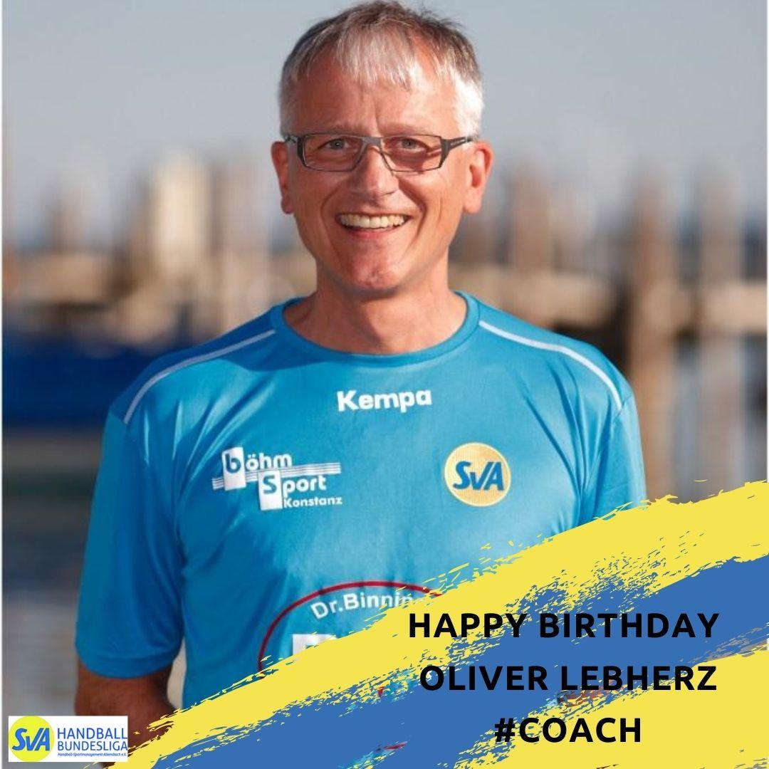 Happy Birthday Oliver Lebherz