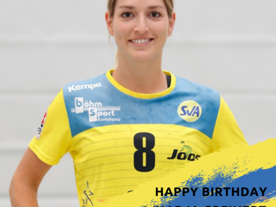 Happy Birthday Nadja Greinert