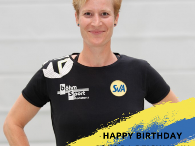 Happy Birthday Sandra Reichmann
