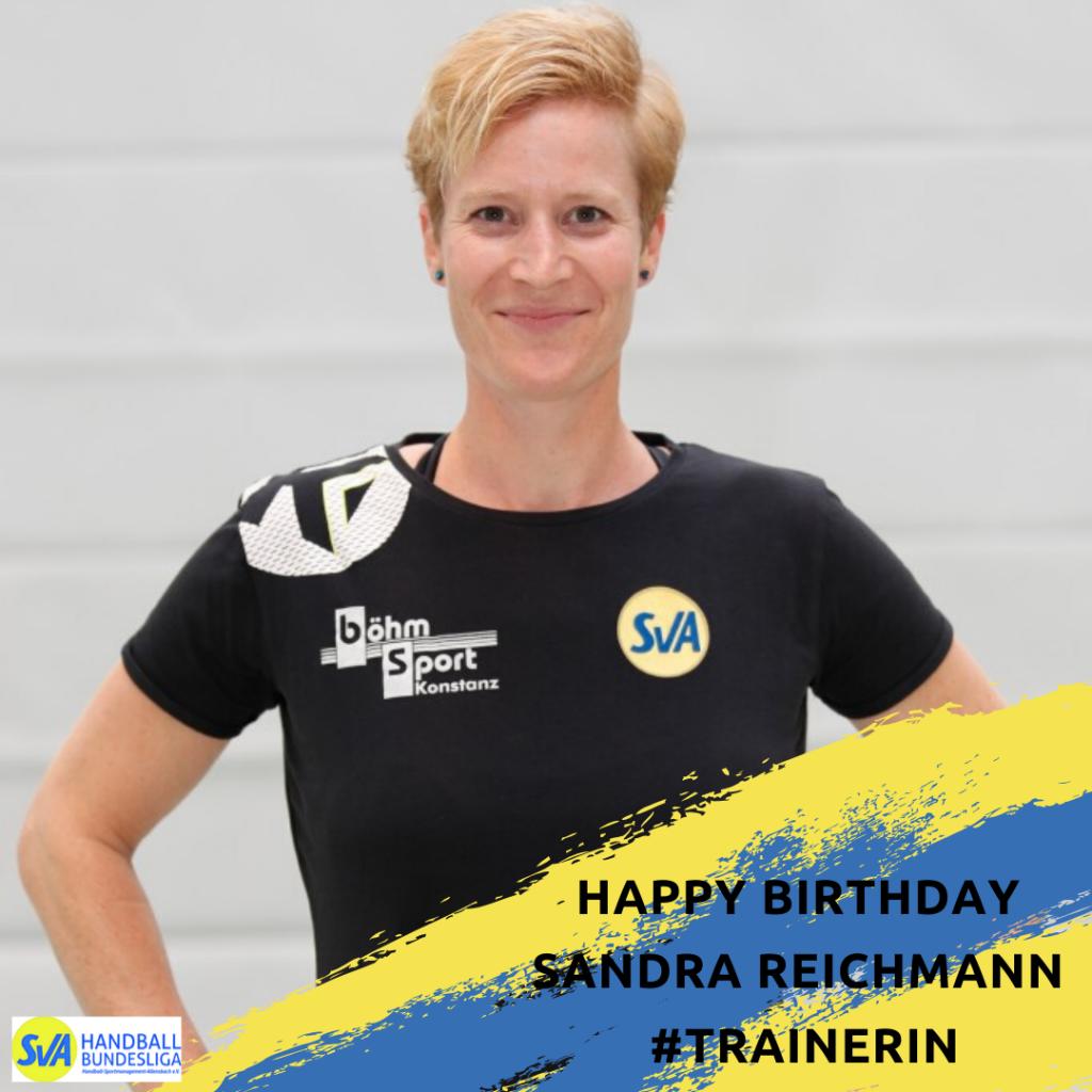 Happy Birthday Sandra Reichmann