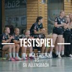 Testspiel TV Weilstetten - SV Allensbach