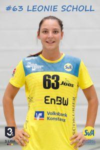 Nr. 63 Leonie Scholl